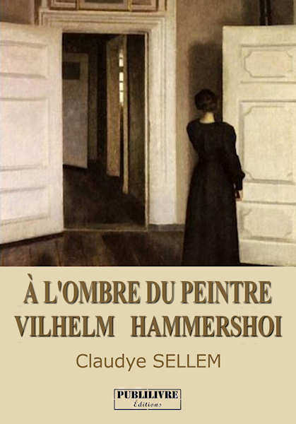 Photo  du livre: À l'ombre du peintre par Claudye Sellem