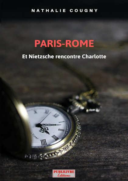 Photo  du livre: Paris-Rome par Nathalie Cougny